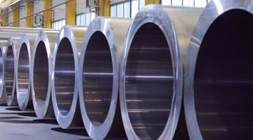 BIG OUTSIDE DIAMETER SEAMLESS PIPES AND TUBES
